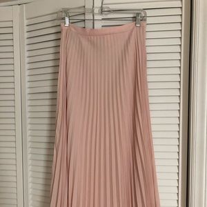 Banana Republic long pleated skirt 0P